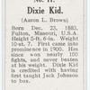 Dixie Kid.