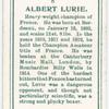 Albert Lurie.