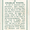 Charlie White.