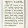 Arthur Pelkey.
