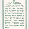 Alf Morey.