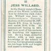 Jess Willard.