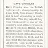 Dave Crowley.