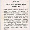 The Solar-Plexus Punch.