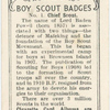 Chief Scout.