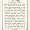 The Flag (Tenderfoot Test).