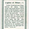 Lights of Ships. - 1.