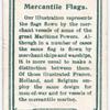 Mercantile Flags.