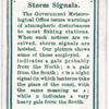 Storm Signals.
