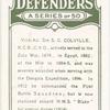 Vice Ad. Hon. Sir S. C. Colville.