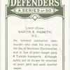 Lieut.-Com. Martin E. Nasmith, V.C.