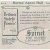 Burton Agnes Hall.