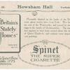 Howsham Hall.