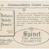 Cholmondeley Castle.