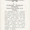 Hawker Horsley.