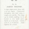 Austin Whippet.