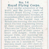 A Tribute to the Royal Flying Corps..