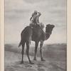 In the desert of Sahara.