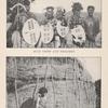 Zulu chief and headmen. ; A smeller-out woman.