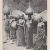 Kikuyu women, British East Africa.