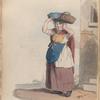 A Billinsgate fish-woman.