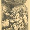 Comment Panurge feut amoureux d'vne haulte dame de Paris, livre II, ch. XXI.]
