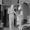 Alfred Lunt (Clark Storey) and Lynn Fontanne (Mrs. Kendall Frayne).