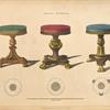 Music stools.