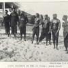 Accra boatmen of the Ga tribe: Gold Coast.