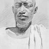 A pure-bred Kano man [Hausa.]