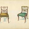 Parlour chairs.
