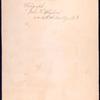 John F. Claghorn, 214 Gold St., Brooklyn L.I.