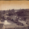 Antietam Bridge on the Boonsboro and Sharpsburg Turnpike.