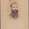 """Charles S. Clampitt, Philadelphia.  Engaged as quarter master on steamer """"S.R. Spaulding"""" July/[18]62. Storekeeper in Potomac Army from battle Fredericksburg to capture of Richmond."""