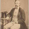 Geo. B. Page, R.A. [Relief Agent] U.S. San. Com. : Dept. N.C. [Department of North Carolina] Jan. 1863 to 1866