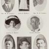 Rev. W. H. Carroll. ; Sudie B. McNiell. ; Mrs. W. H. Carroll. ; Lucretia C. Brown. ; Everett Richard. ; Malinda A. Hall. ; Solomon H. Buchanan. ; Samuel A. Folsom.