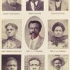 Henry Crittenden. ; Simon Folsom. ; Elijah Butler. ; Mrs. Perkins Stewart. ; Rev. C. L. Perkins. ; Mrs. R. D. Arnold. ; Johnson W. Shoals. ; James G. Shoals. ; Isaac Johnson.