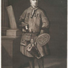 Linnæus in his Lapland dress.