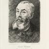 Emile Vernier, peintre et lithographe.