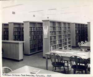 Columbia Sub-branch (Butler Library, Columbia University)