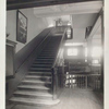 Ground Floor, West Stair, Stairway to Second Floor [58th Street Branch]