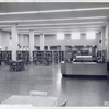 [Interior, Fordham Branch.]