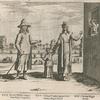 Habitus mulierum nobilium Regni Tanguthici; Habitus foeminæ prope cuthi Urbem Regni Necbal; Habitus Regni Necbal.