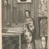 Habitus Foeminarum Sinensium.]