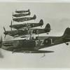 Supermarine Spitfires (fighters).