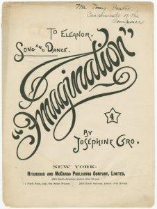 Imagination / by Josephine Gro.