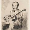 Jacques Bosch, guitariste.]