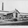 A Demerara sugar factory.