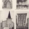 Hill Street Baptist Church. ; Parsonage Rev. A. J. Moore, Clarksville, Tenn. ; New Hope Baptist Church, Louisville, Ky. ; Residence of the late Rev. C. C. Bates, Louisville, Ky.