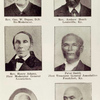 Deceased. Rev. Geo. W. Dupee, D.D. Ex-Moderator. ; Rev. Andrew Heath, Louisville, Ky., ; Rev. Henry Adams, First Moderator General Association. ; Peter Smith, First Treasurer General Association, Frankfort, Ky. l; Rev. D. A. Gaddie, D.D. ; Elder R. Sneethen, Died, 1872. Former Pastor Green, St. Church, Louisville, Ky.